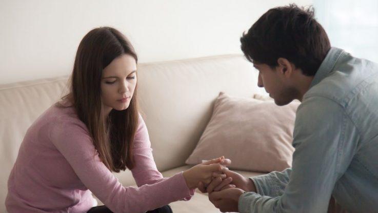 Jak odpustit manželovi