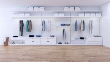 minimalistická domácnost