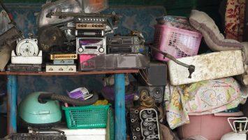 Proč nemít doma rozbité věci, feng shui