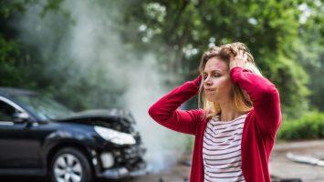 Jak se zachovat při dopravní nehodě