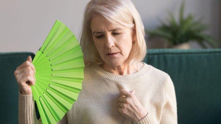 Test menopauzy