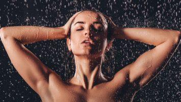 Sprchování každý den