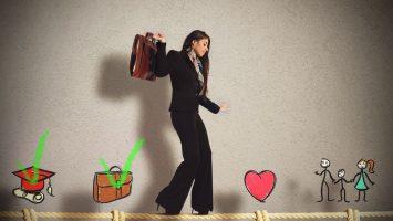 Životní plán a cíle ženy