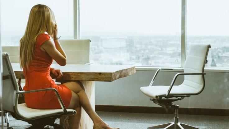 Žena podnikatelka