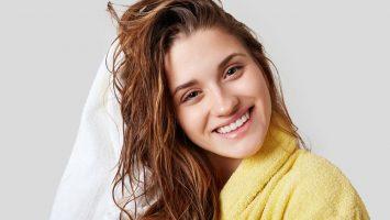 Mytí vlasů kváskem