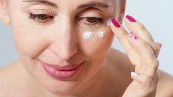 Kosmetika a krémy proti vráskám