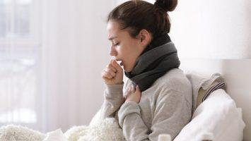 Příznaky nachlazení