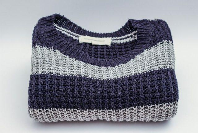 Praní svetrů v pračce