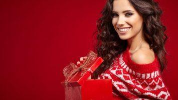 Tipy na dárky pro ženy k Vánocům