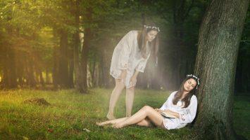 Duchové ve snech
