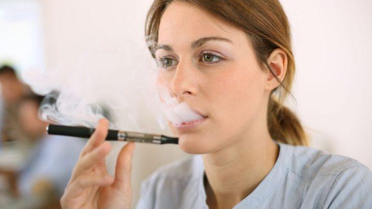 Škodlivost elektronických cigaret