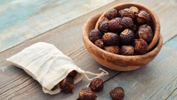 Mýdlové ořechy na praní