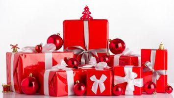 levné vánoční dárky