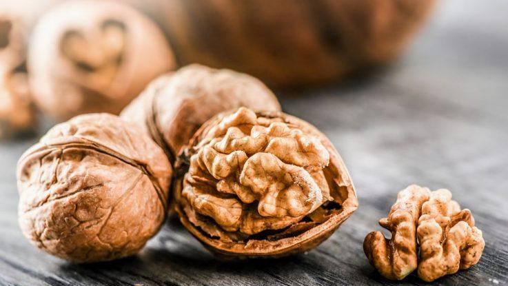 Vlašské ořechy účinky na zdraví