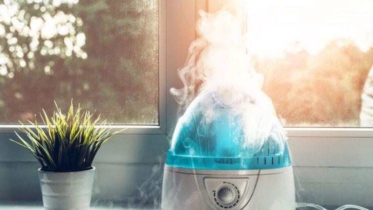 Zvlhčovače vzduchu a aromaterapie