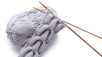 jak se naučit plést, potřeby na pletení, sady jehlic na pletení