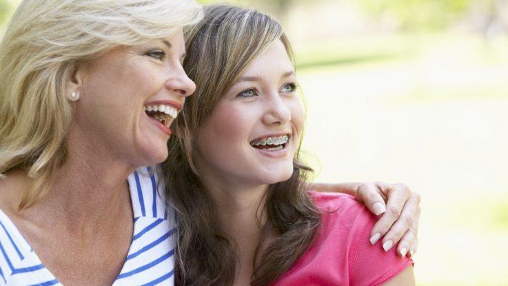 Jak mluvit s dcerou o menstruaci