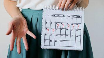 Příčiny opoždění menstruace