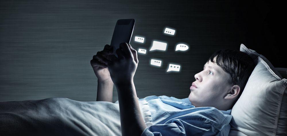 Jak donutit puberťáka jít spát