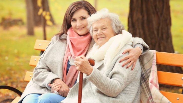 Jak se starat o stárnoucí rodiče