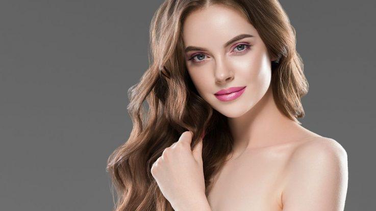 Krásné a zdravé vlasy