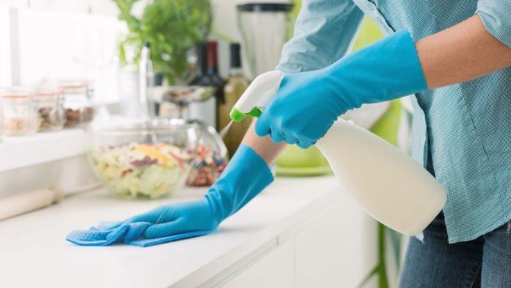 Domácí dezinfekce