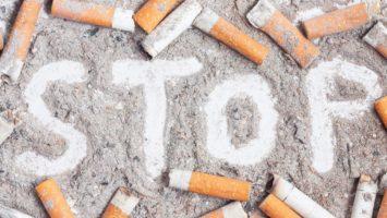 Přestaňte kouřit s koronavirem