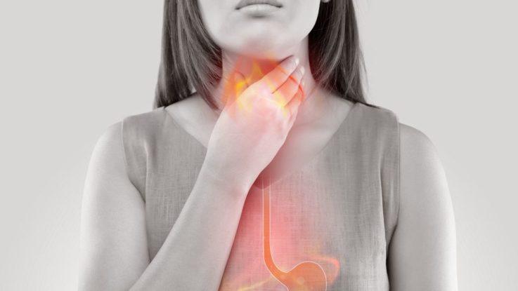 Jak se zbavit refluxu