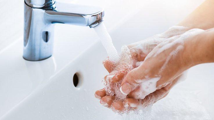 Jak si mít ruce