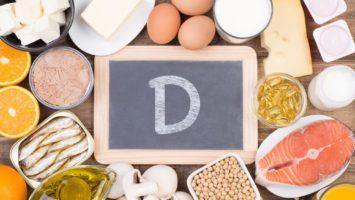 Nedostatek vitaminu D