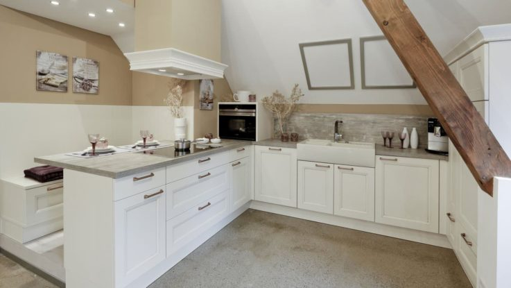 Dřevěná kuchyně
