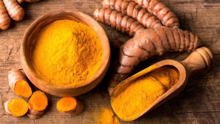 Kurkuma účinky a recepty