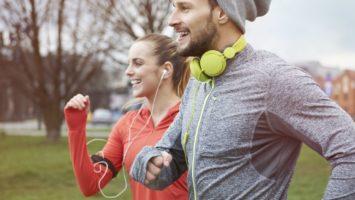 Endorfiny a běh