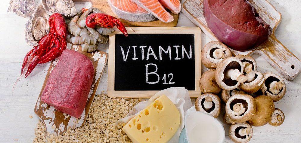 Vitamin b12 a vitamíny skupiny B