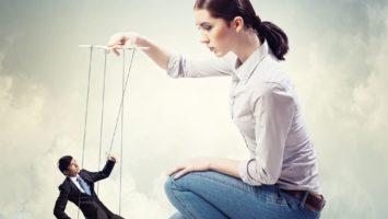 Test dominantní nebo submisivní žena