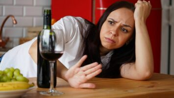 Jak poznat zkažené víno