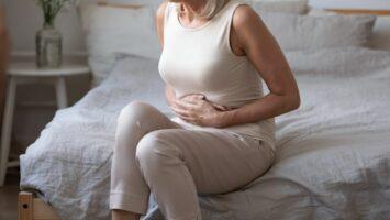 Torze vaječníku bolest břicha