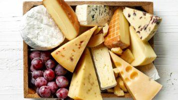 Druhy sýrů