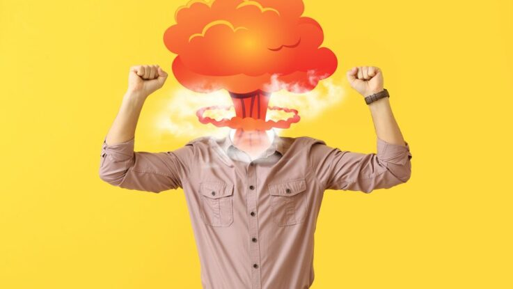 Syndrom explodující hlavy
