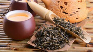 Čaj oolong tea