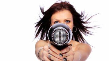 Sušení vlasů přes sítko
