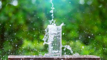 Minerální voda účinky