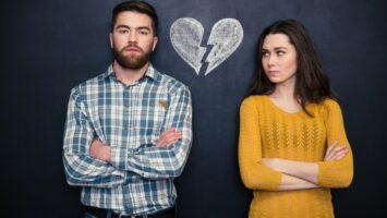 Nejčastější důvody k rozchodu