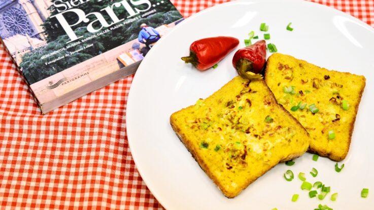 Recept na francouzský toast
