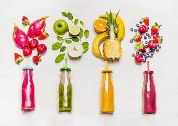 Vytvořte si proteinové smoothie doma