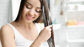 Přírodní vlasové zábaly