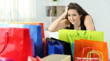 Shopaholik, závislost na nakupování