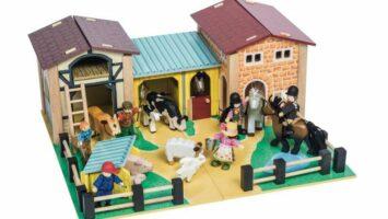 Dřevěné hračky pro děti