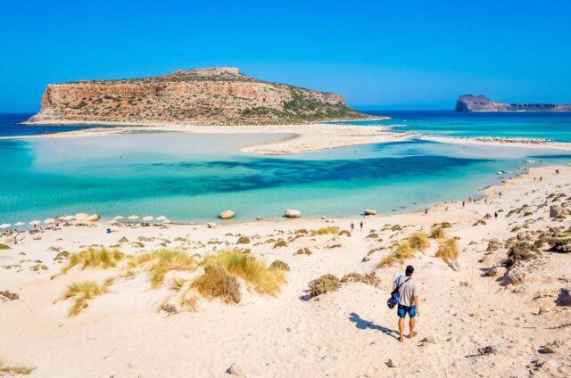 Dovolená Řecko Kréta
