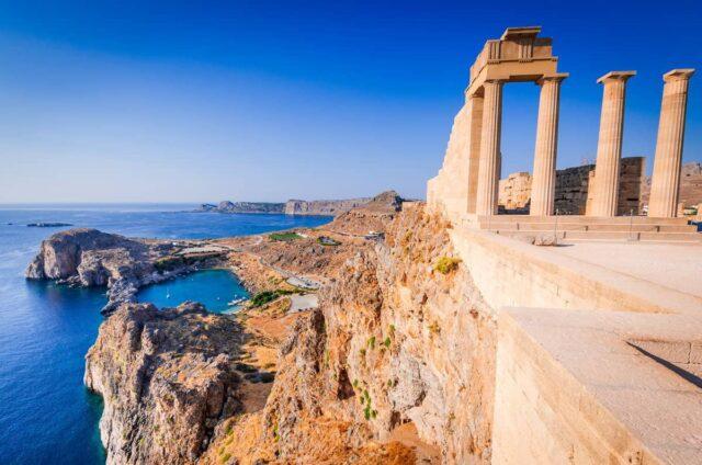 Dovolená Řecko Rhodos